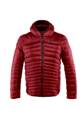 PACKABLE DOWNJACKET MAN Y44 CHILI-PEPPER