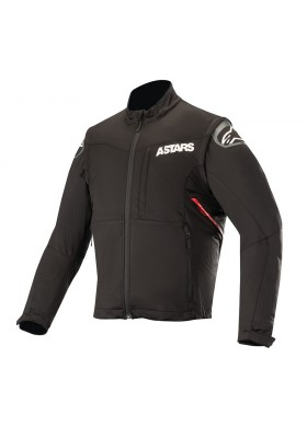 SESSION RACE JACKET 13 BLACK RED