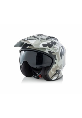 CASCO JET ARIA 743 CAMO BROWN