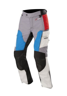 ANDES V2 DRYSTAR PANTS HONDA 977 GRAY RED BLUE