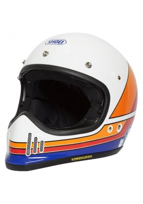 EX-ZERO SHOEI EQUATION TC-2 WHITE ORANGE BLUE