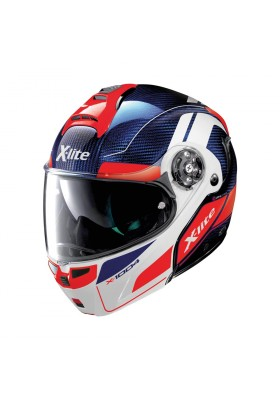X-1004 ULTRA CARBON CHARISMATIC 012 WHITE RED BLUE