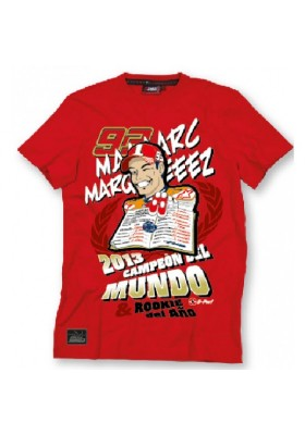 T-SHIRT MARQUEZ RED 2014 - 85307
