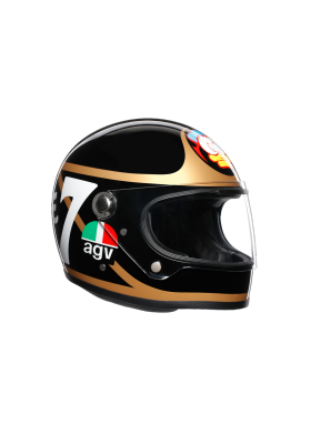 X3000 AGV LIMITED EDITION 003 BARRY SHEENE