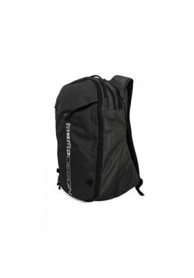 ZAINO MOMO BACKPACK MD-ONE BLACK WHITE