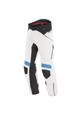 DOLOMITI GORE-TEX PANTS Z96 LIGHT-GRAY BLACK BLUE