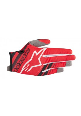 YOUTH RADAR GLOVES 31 RED BLACK