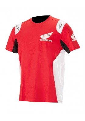 T-SHIRT HONDA RED (1H18-73800)