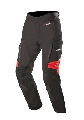 ANDES V2 DRYSTAR PANTS HONDA 13 BLACK RED