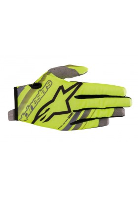 YOUTH RADAR GLOVES 551 YELLOW FLUO BLACK