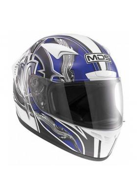 M13 BRUSH WHITE BLUE