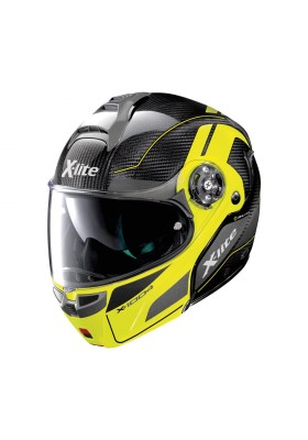 X-1004 ULTRA CARBON CHARISMATIC 014 BLACK YELLOW
