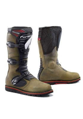 FORMA TRIAL BOOTS BOULDER BROWN