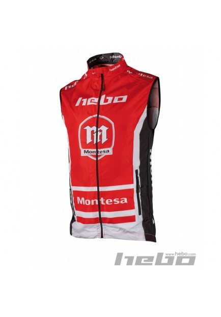 GILET CHALECO MONTESA CLASSIC RED HE4348