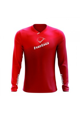 HE2156 MAGLIA TRIAL TECH 10 RED