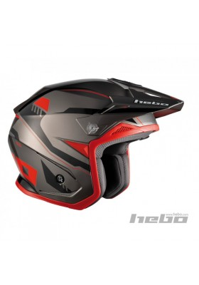 HC1118R HEBO TRIAL ZONE 5 PURSUIT RED