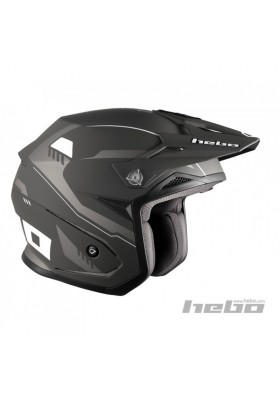 HC1118N HEBO TRIAL ZONE 5 PURSUIT BLACK