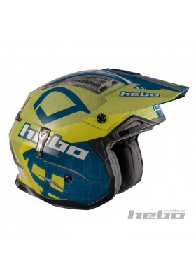 HC1026A HEBO TRIAL ZONE 4 PATRICK BLUE YELLOW