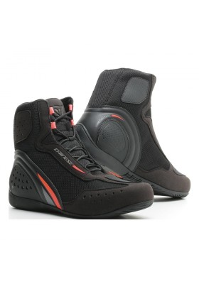 SCARPA MOTORSHOE D1 AIR Z09 BLACK RED