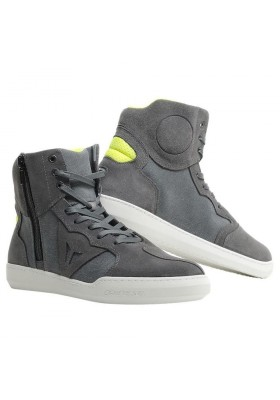 SCARPA METROPOLIS SHOES P19 ANTHRACITE YELLOW FLUO