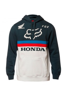 HONDA PULLOVER FLEECE NAVY WHITE FOX (23045-045)