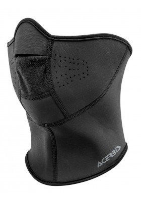 FACE MASK KITTERLAND NEOPRENE ACERBIS 090 BLACK