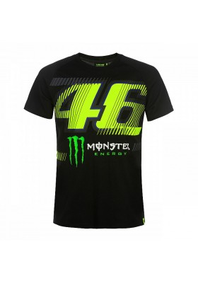 MOMTS358604 T-SHIRT MAN VR46 MONZA MONSTER