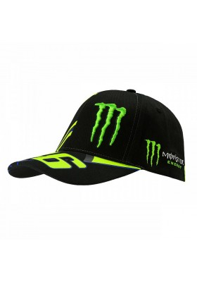 MOMCA358504 CAP MAN BLACK VR46 MONSTER