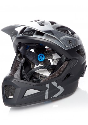 LEATT HELMET DBX 3.0 ENDURO BRUSHED GRAY BLACK