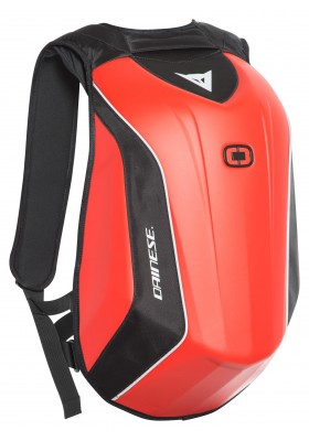 ZAINO D-MACH BACKPACK 059 FLUO-RED