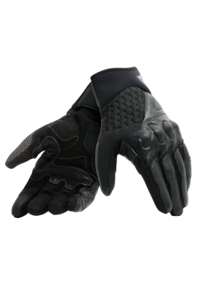 X-MOTO GLOVES 604 BLACK ANTHRACITE