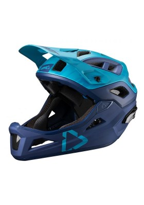 LEATT HELMET DBX 3.0 ENDURO INK BLUE