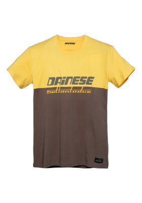 T-SHIRT DUNES 24B MOREL/OLD-GOLD