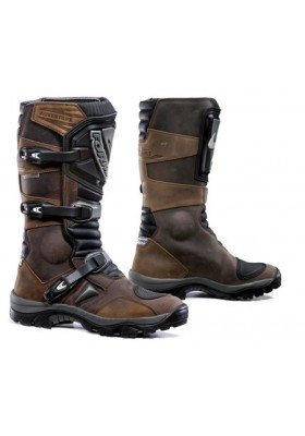STIVALI ADVENTURE BROWN FORMA WATERPROOF