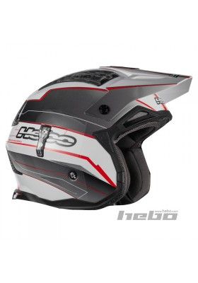 HC1022R HEBO TRIAL ZONE 4 EXTREME II RED WHITE
