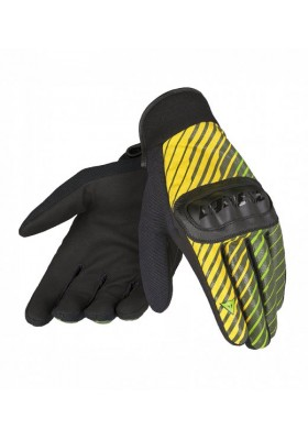 BERM GLOVES VERDE GIALLO