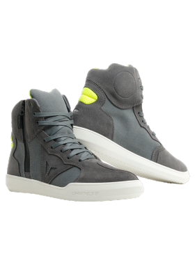 SCARPA METROPOLIS D-WP SHOES P19 ANTHRACITE YELLOW