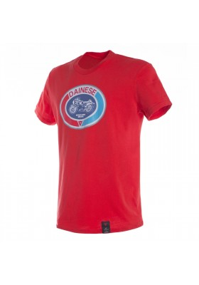 T-SHIRT MOTO 72 002 RED