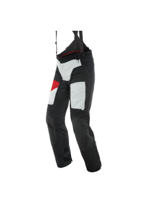 GORE D-EXPLORER 2 GORE-TEX PANTS 81C GLACIER-GRAY LAVA-RED BLACK