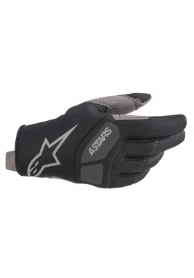 ALPINES. THERMO SHIELDER GLOVES 111 BLACK DARK GRAY (3520520)
