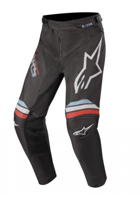 ALPINES. RACER BRAAP PANT 1092 BLACK LIGHT GRAY (3721420)