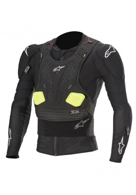 BIONIC PRO V2 JACKET 155 BLACK YELLOW