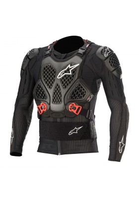 BIONIC TECH V2 JACKET 13 BLACK RED