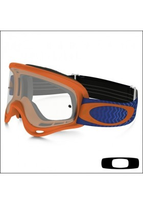 OAKL NEW O-FRAME SHOCKWAVE ORANGE MATT (7029-25)