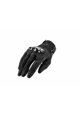 GUANTO GLOVES CE RAMSEY MY VENTED 090 NERO BLACK