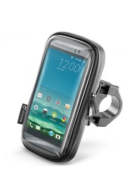 """SMSMART65 SUPPORTO MANUBRIO PER SMARTPHONE 6.5"""""""