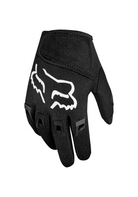 KIDS DIRTPAW GLOVE BLACK (21981-001)