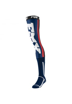 LINC KNEE BRACE SOCK NAVY RED (24022-248)