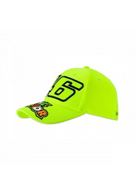 VRKCA353328 CAP KID FLUO YELLOW