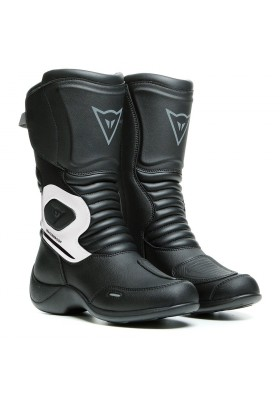 AURORA LADY D-WP BOOTS 622 BLACK WHITE